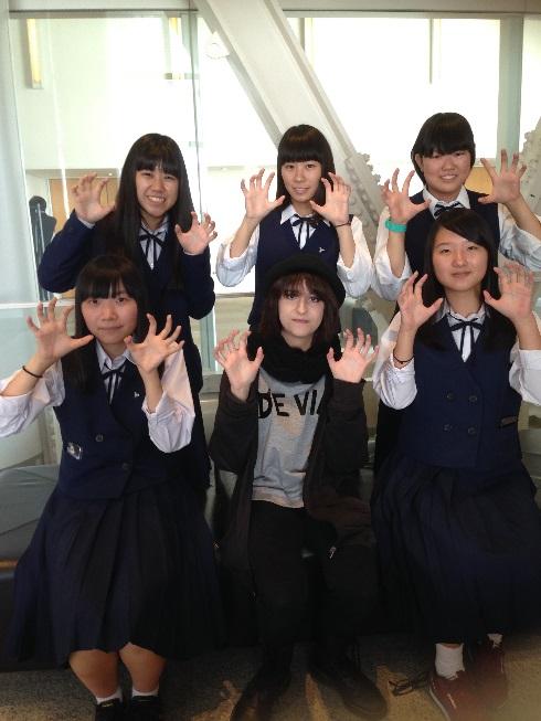 高知西高等学校制服画像